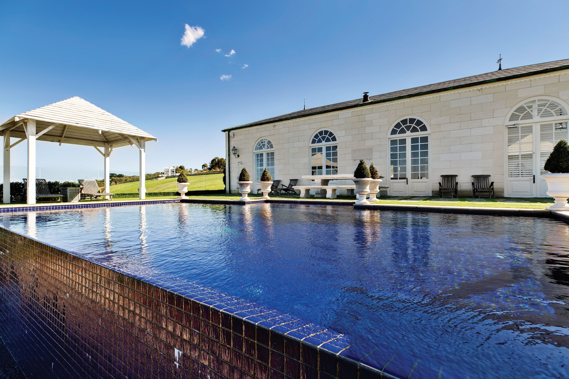 Victorian wine country has a brand new boutique hotel