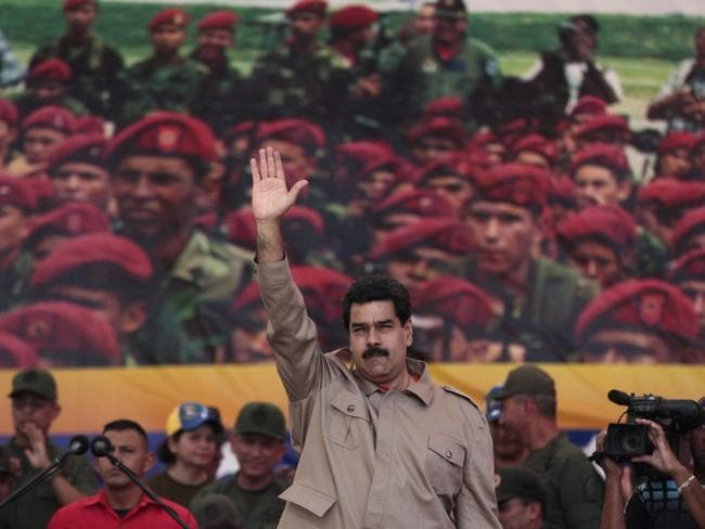 Venezuela's President Nicolas Maduro has been leading the charge against those who oppose his rule.