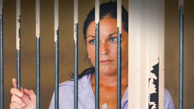 Schapelle spent nine years in a Bali prison. Image: AAP Image/Mick Tsikas, file).