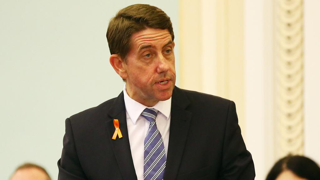 Health Minister Cameron Dick said the majority of overpayments were recovered within three months. Picture: Liam Kidston