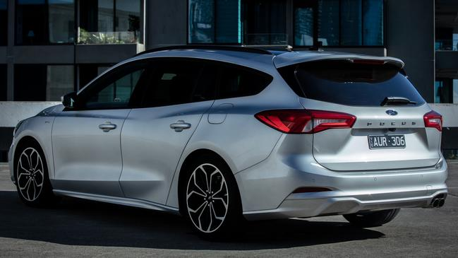 The Focus is a well styled wagon.