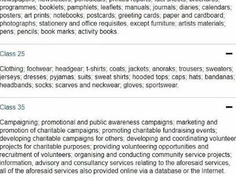 The Intellectual Property Office has published details of items covered by the Sussex Royal trademark as Prince Harry and Meghan Markle trademark over 100 items. Picture: Supplied