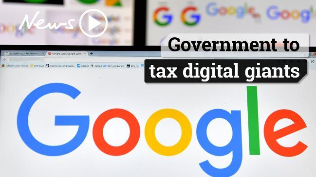 Government to tax digital giants