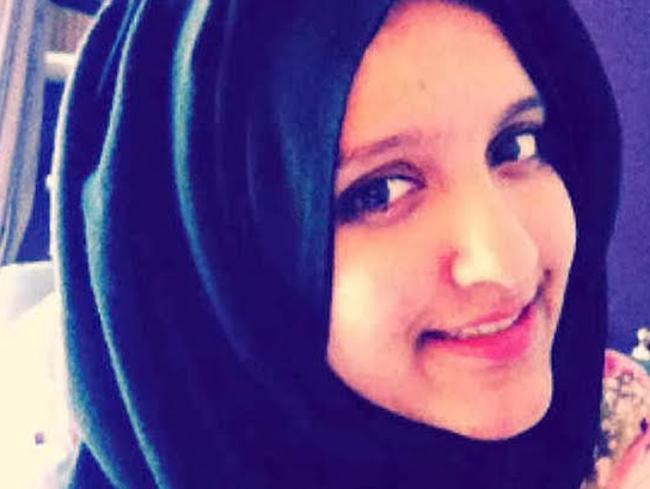Aqsa Mahmood, from Scotland, is said to be leading an all-female militia brigade.
