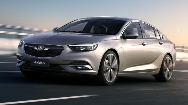 The 2018 Holden Commodore from Opel in Germany is due in March 2018, but its replacement in the mid 2020s could be French. Picture: Supplied.