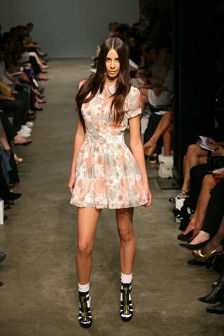 Zimmermann Australian Fashion Shows Spring/Summer