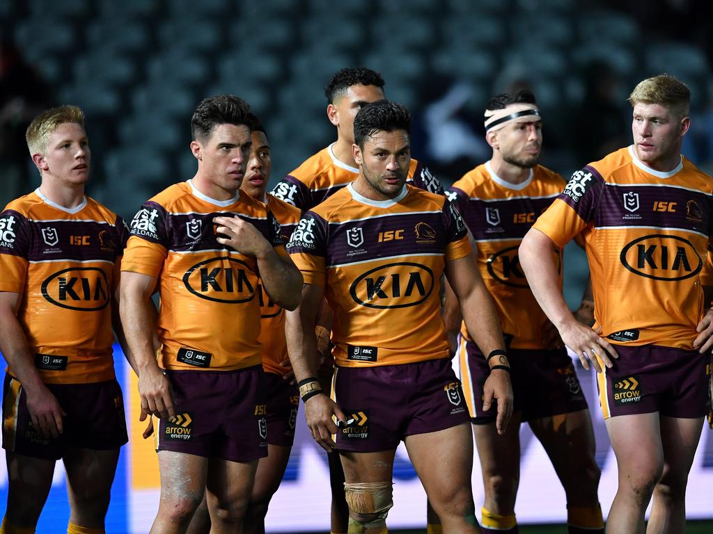 2020 NRL Round 08 - New Zealand Warriors v Brisbane Broncos, Central Coast Stadium, 2020-07-04. Digital image by Gregg Porteous � NRL Photos