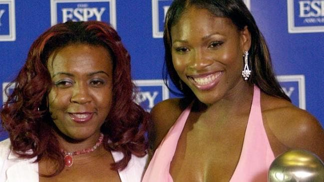Yetunde Price (left), the half-sister of Venus and Serena Williams, was shot and killed on this day in 2003.