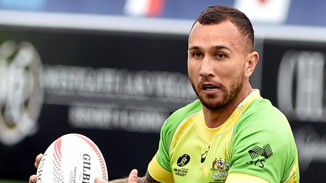 Quade Cooper has been ruled out of contention to go to the Rio Olympics.