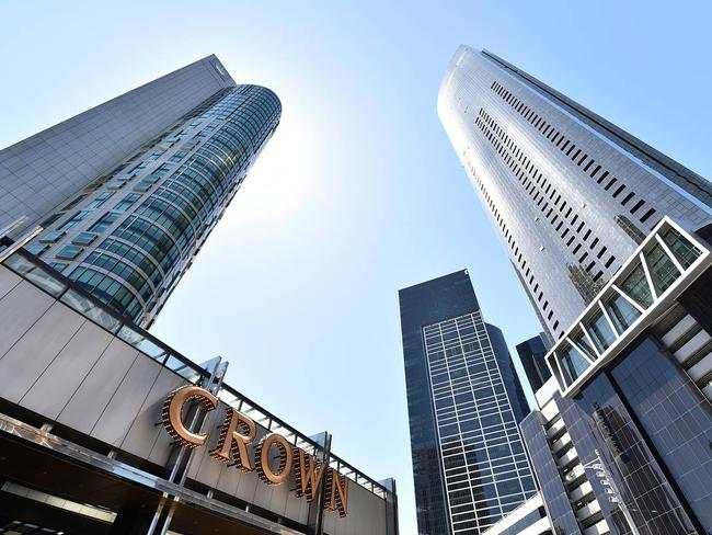 The Crown Towers in Melbourne is also a five-star establishment. Picture: European Pressphoto Agency