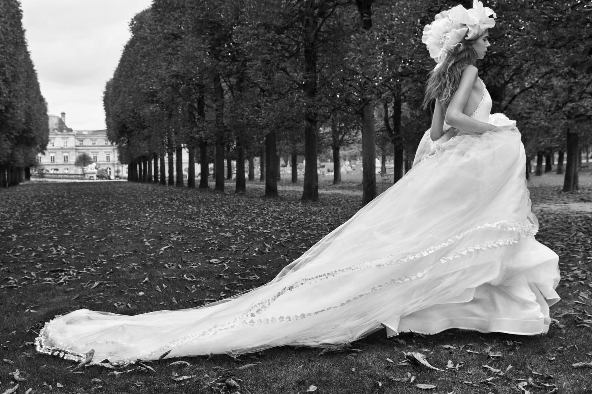 Vera Wang bridal autumn 2018