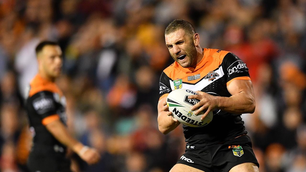 The Tigers faced severe sanctions over a deal with Robbie Farah