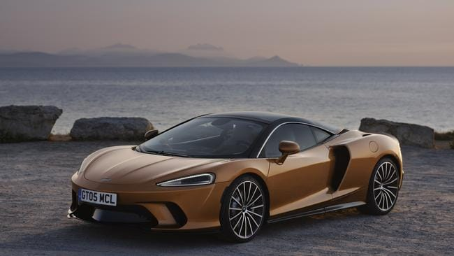 The GT is aimed at rivals such as the Ferrari Portofino and BMW 8-Series. Picture: Supplied.