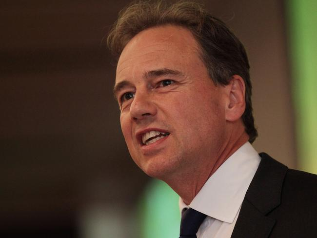 Minister for Health Greg Hunt wants the lowest possible premiums.