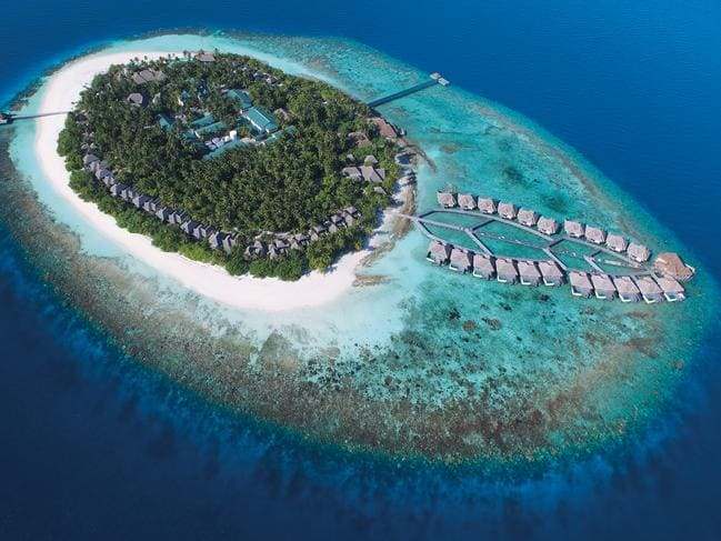 Save up to 45 per cent at Outrigger Konotta Maldives Resort.