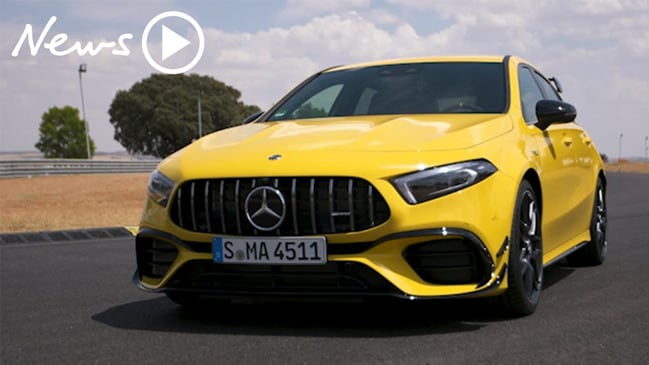 Mercedes-AMG A45 review: price, features, speed, engine