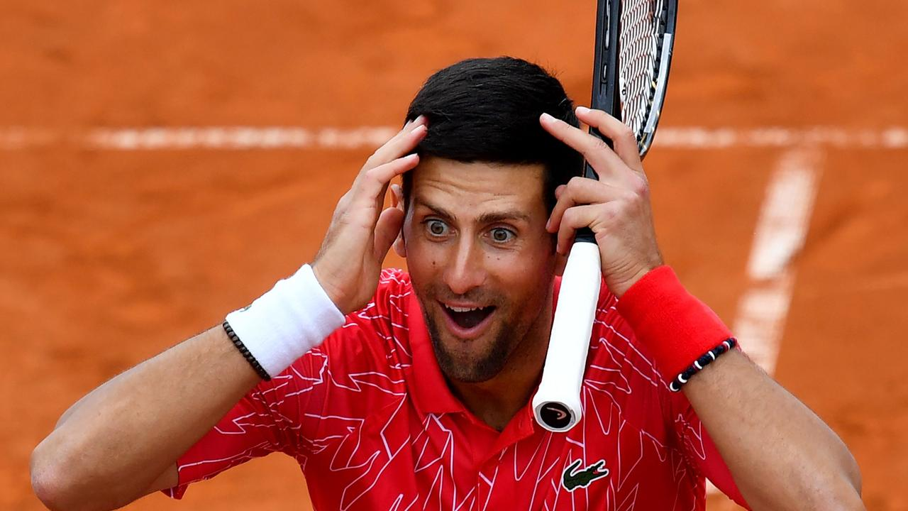 Serbia's Novak Djokovic is under fire over the Adria Tour where four stars, including the world number one, contracted coronavirus.