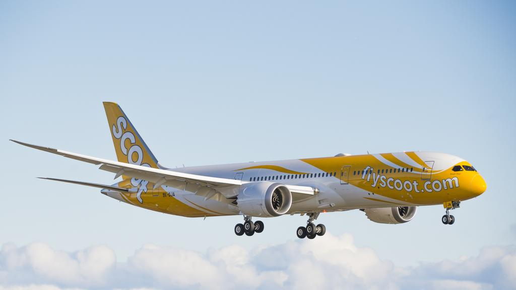 Scoot Business Class Sydney To Singapore Sale Cheap