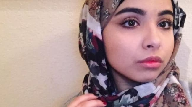 "Lamyaa said she chooses to wear her hijab ""for myself and for God""."