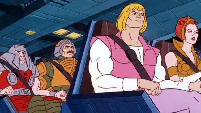 The gang is coming back! Photo: 'He-Man and the Masters of the Universe'