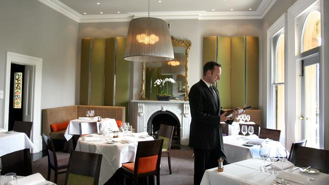 Jacques Reymond was considered one of Melbourne's best restaurants at its peak.
