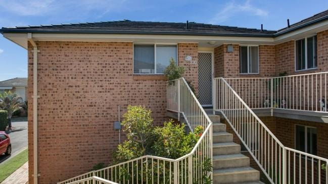 The same price would be enough to secure a two-bedroom apartment in an over 55s community in Penrith.