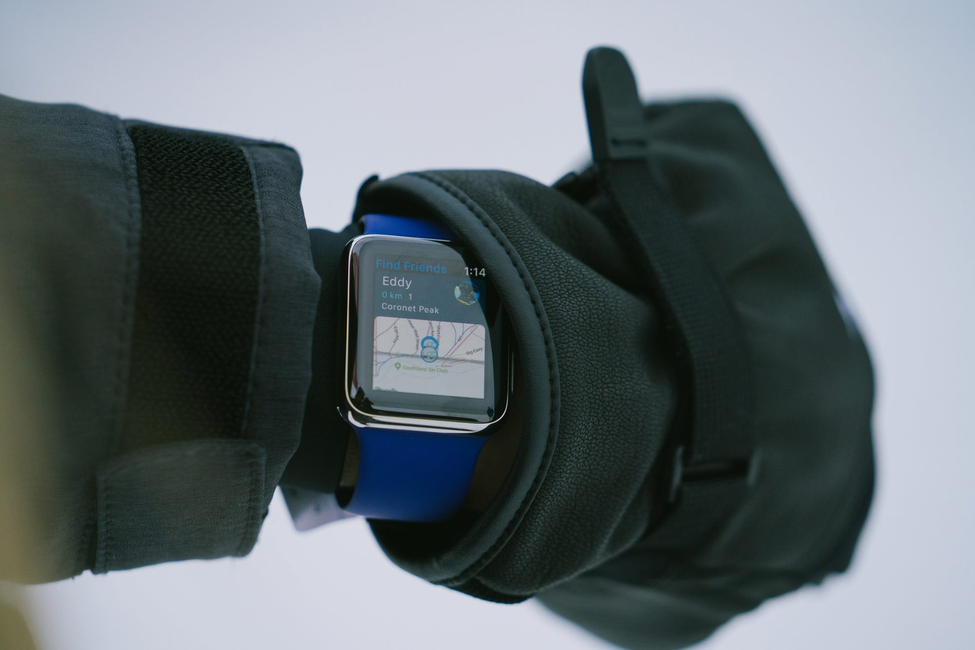 Road test: I took my Apple Watch on a ski trip and it made me fitter