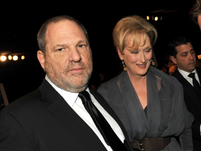 "Meryl Streep slapped down Weinstein's lawyers for their ""pathetic and exploitative' use of her words to get a lawsuit against him dismissed. Photo: Kevin Winter / Getty"