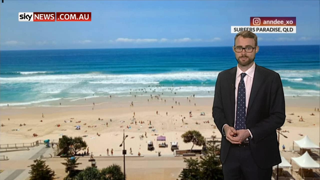 Weather explained: How could Tropical Cyclone Oma affect Queensland's beaches?