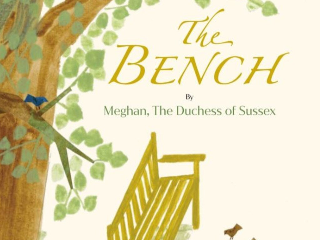 Meghan Markle's new book, The Bench, is inspired by Prince Harry and their son Archie.