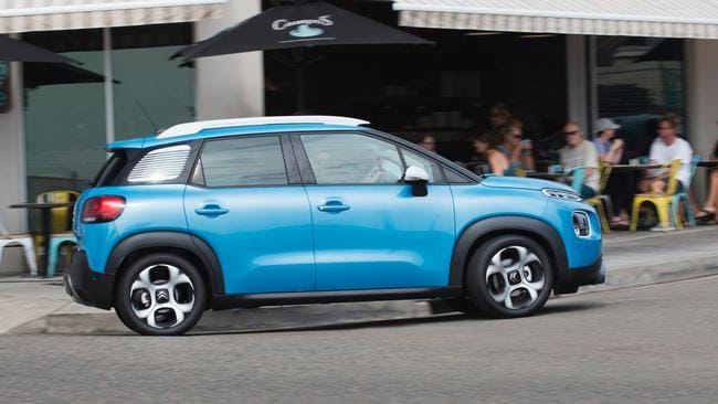 The C3 Aircross is for those who want to stand out from the crowd.