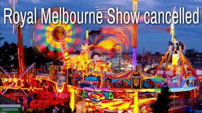 Royal Melbourne Show 2020 cancelled: Decision to cancel due to ...