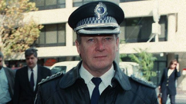 Clive Small was the detective turned author who led the NSW Police investigation. Image: News Corp Australia