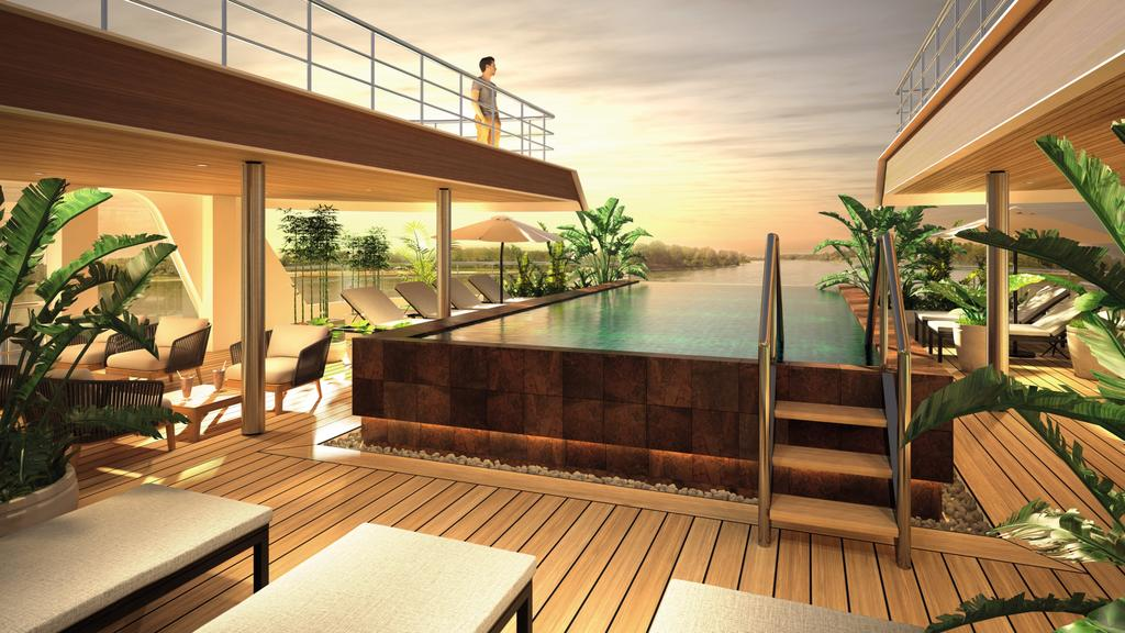 Cruise Deals Emerald Harmony To Launch On Mekong River Escape