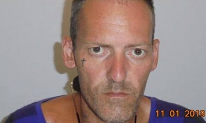 Police are searching for Joel Pregnell. Picture: Supplied