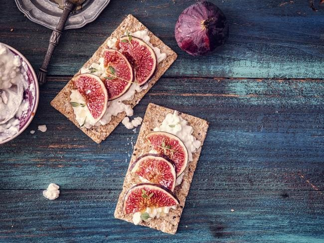 Have healthy snack options on hand. Picture: iStock