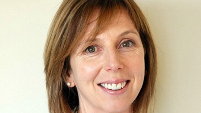 Madeleine Robinson is an executive and management coach. Photo: Supplied