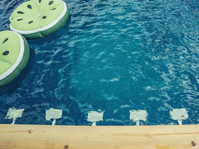 Make yourself at home at Lime Out IV's swim-up bar. All are welcome. Source: Facebook