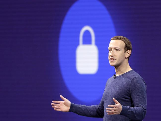 Facebook has said hackers exploited its 'View As' feature, which lets people see what profiles look like to someone else. The company has taken steps to fix the security problem and alerted police. Picture: Marcio Jose Sanchez