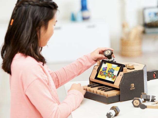 Nintendo Labo Toy Con Variety Kit video game screen shot