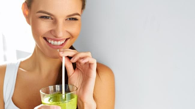 Get into a celery juice for health reasons.