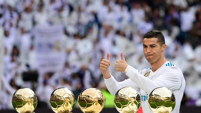 Women's Ballon d'Or to be awarded for first time in 2018