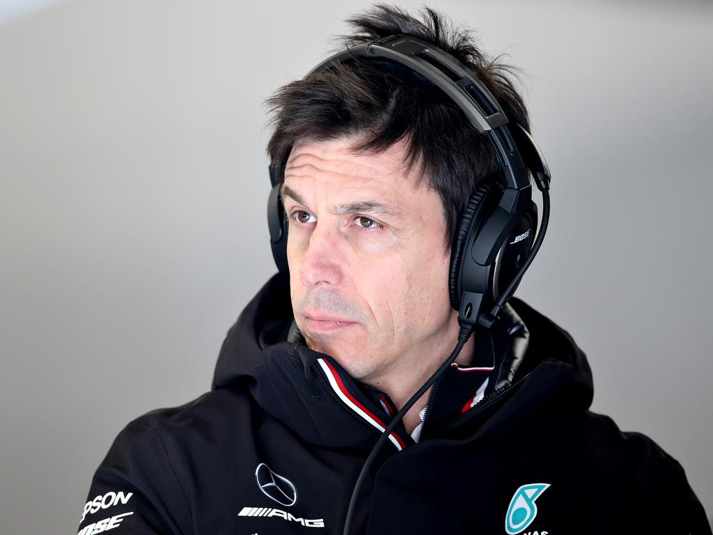 Toto Wolff's call ultimately decided the Australian GP's fate.