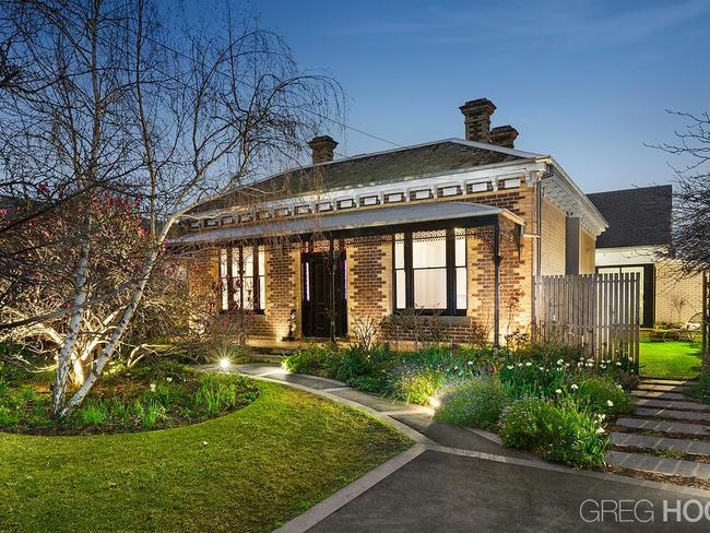 Rosemary Rogers' four-bedroom house is part of her $6 million property portfolio.