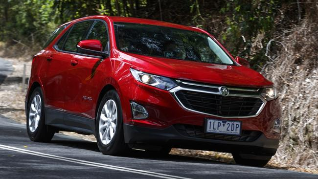 Holden Equinox: $30,990 gets an auto and seven-year warranty