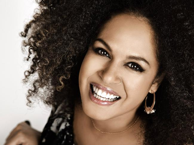 Singer/actress Christine Anu: The Matrix Reloaded, Outland.