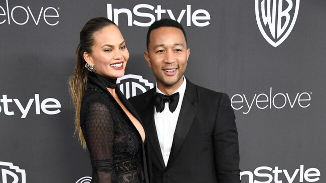 Chrissy Teigen and John Legend aren't strangers to an animated argument. Photo: Getty