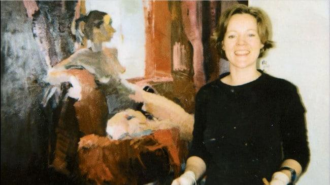 Kirsty Martinsen in New York City.