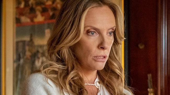 Why Knives Out stars had to watch out for Toni Collette