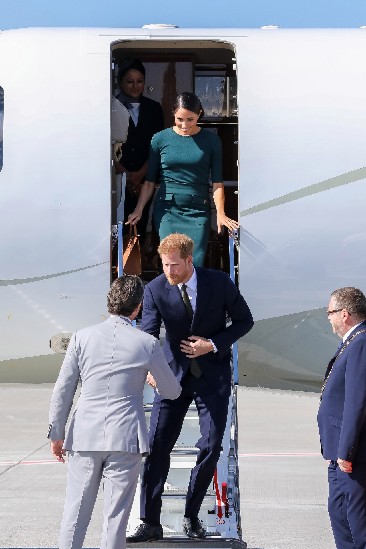 Meghan Markle's travel advice includes one helpful jet lag tip